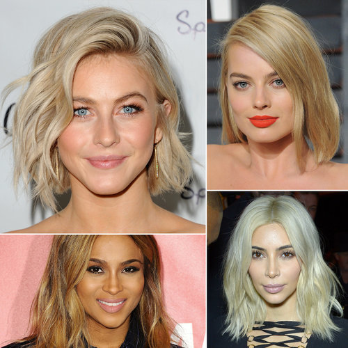 The Best Blonde Hairstyles For Spring