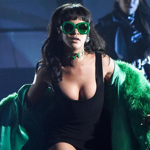 Rihanna at the iHeart Radio Music Awards 2015