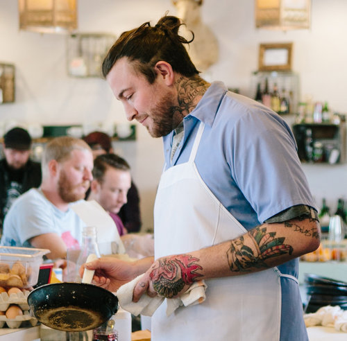 Food & Wine Best New Chefs 2015