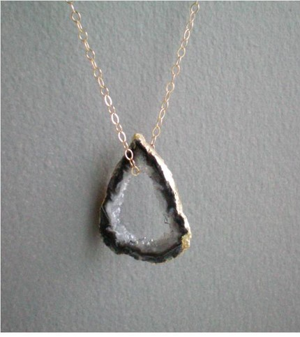 Geode and Druzy stones - under $75