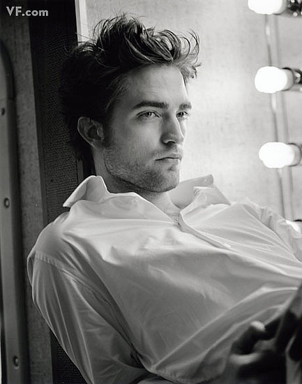Robert Pattinson- Vanity Fair Outtakes