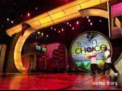 Sophia Bush Teen Choice Awards 2007