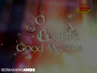 ANGELINA JOLIE-GOOD PEOPLE GOOD WORK