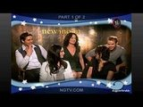 New Moon Cast on NGTV-part1(warning:lots of swearing) :)
