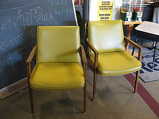 Before and After: Chair Pair
