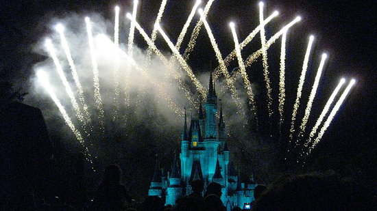 Wishes Fireworks Show