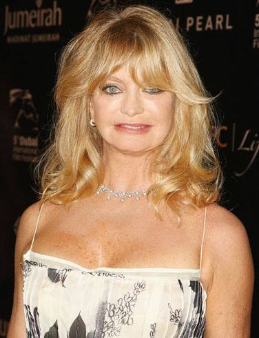 GOLDIE HAWN PROUD OF KATE HUDSON