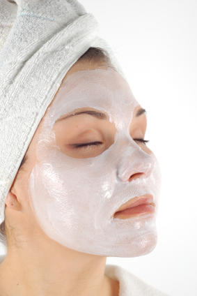 Softening Homemade mask