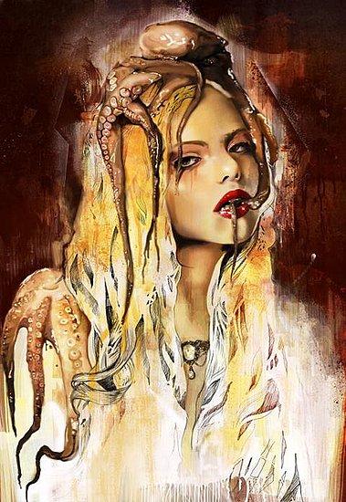 Young Medusa..
