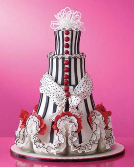 Burlesque Cake