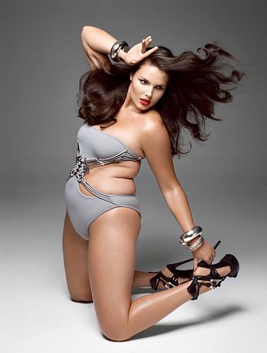 V Magazine Preview - Curves Ahead!