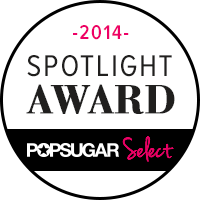 POPSUGAR Select Spotlight Award