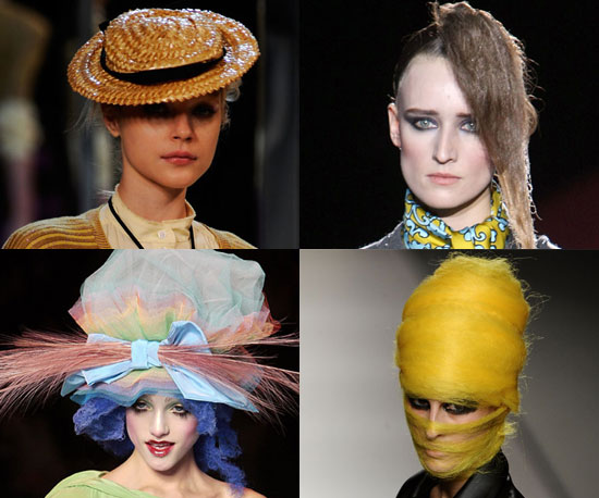 40 Runway Looks With a Halloween-y Feel