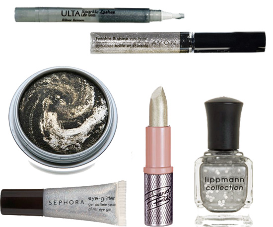 Holiday Makeup Roundup: The Silver Belle