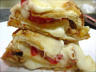 Triple Decker Baked Grilled Cheese Sandwich Recipe