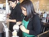 YumSugar Plays Guest Barista at Starbucks (Take Four)