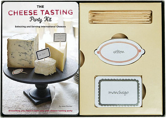 The Cheese Tasting Party Kit