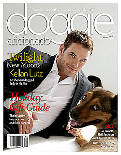 What Is Kellan Lutz's Dog Named?