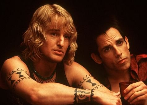 Hansel and Derek, Zoolander
