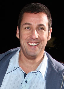 Adam Sandler to Play Jack and Jill in Upcoming Romantic Comedy Called Jack and Jill