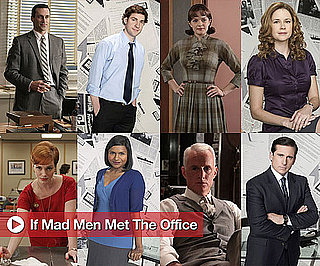 Mad Men Characters Compared With The Office Characters