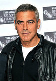 Photos of George Clooney in London