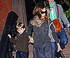 Photo Slide of Sarah Jessica Parker and James Wilkie in NYC