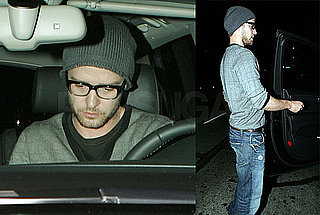 Photos of Justin Timberlake in LA Amid Stalker Drama