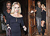 Photos of Britney Spears And Jason Trawick Leaving The Little Door in LA