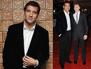 Photos of Clive Owen And Sarah-Jane Fenton Premiering The Boys Are Back in London
