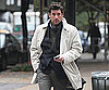 Slide Photo of Patrick Dempsey Shopping at Tom Ford in NYC
