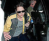 Slide Photo of Kristen Stewart Back at LAX