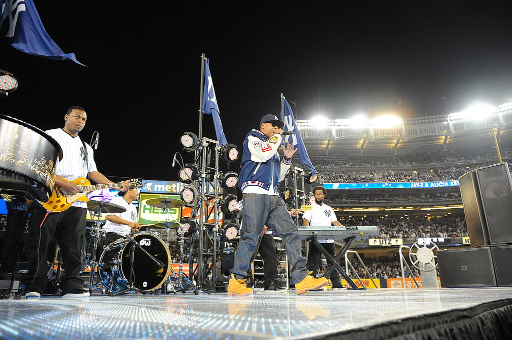 Photos of Kate Hudson, Jay-Z and Alicia Keys at the World Series
