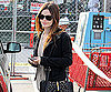Slide Photo of Rachel Bilson Leaving Staples in LA