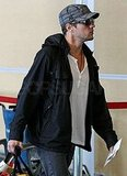 Photos of Ryan Phillippe at LAX and M16 in LA