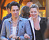 Slide Photo of Kate Moss and Jamie Hince in Italy Shopping Together