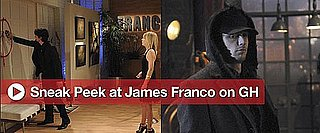 Photos of James Franco on General Hospital