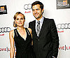 Slide Photo of Diane Kruger and Joshua Jackson at Awards in LA