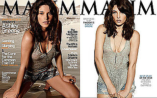 Photos And Quotes From Ashley Greene in Maxim 2009-11-10 12:30:22