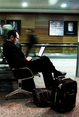 Savvy Tip: Two Ways to Score Free WiFi at the Airport