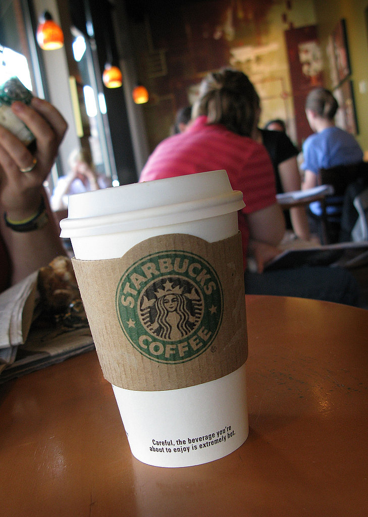 Get Rewarded For Your Starbucks Addiction