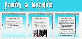Make an Online Group Card With Your Friends Thanks to From a Birdie
