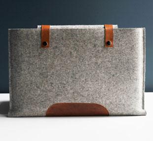 Wool Laptop Sleeve Images