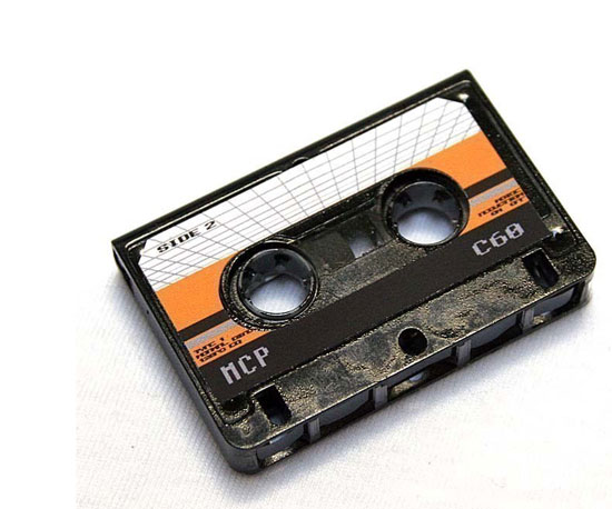 Mixed Tape Goodies to Get Your Retro Fix
