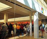 Microsoft Store Opening Photos
