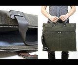 Jack Spade Waxwear Bag