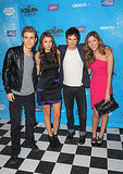 The Cute Cast of Vampire Diaries
