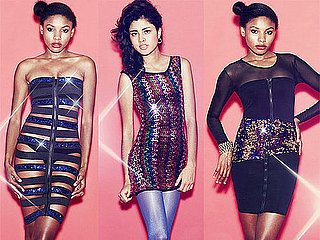 Shiny Sequin Dresses