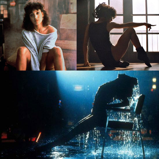 A Fabby Halloween: Flashdance Fever