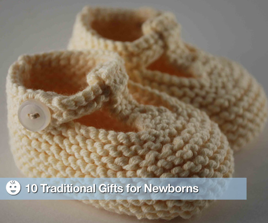 10 Traditional Gifts For Newborns